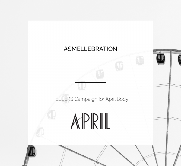 APRIL | TELLERS