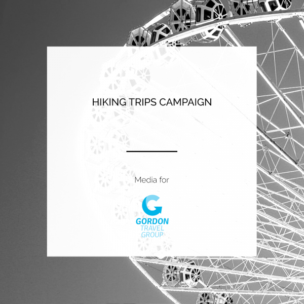 HIKING TRIPS CAMPAIGN | MEDIA