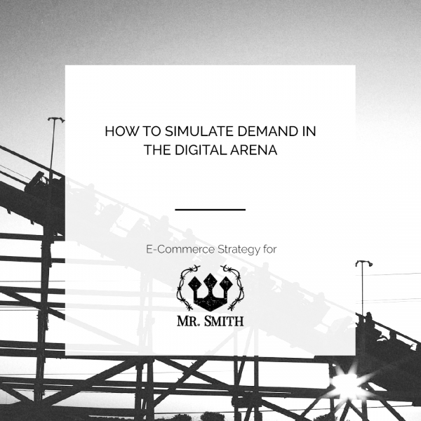 MR. SMITH | E-COMMERCE & WEB