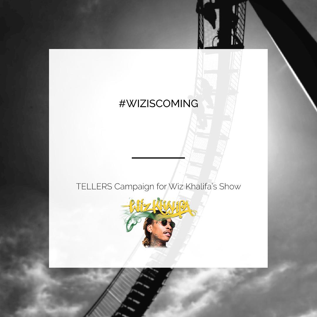 WIZ KHALIFA | TELLERS