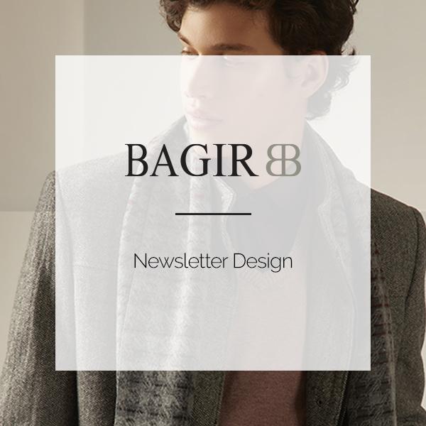 BAGIR | NEWSLETTER DESIGN