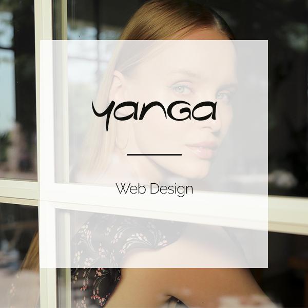 YANGA | WEB DESIGN