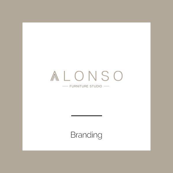 ALONSO   BRANDING