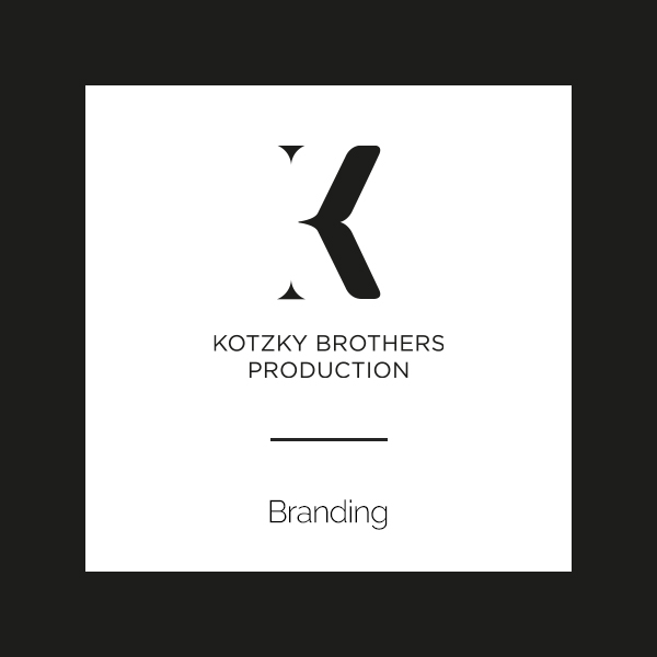 KOTZKY BROTHERS | BRANDING