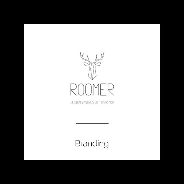 ROOMER | BRANDING