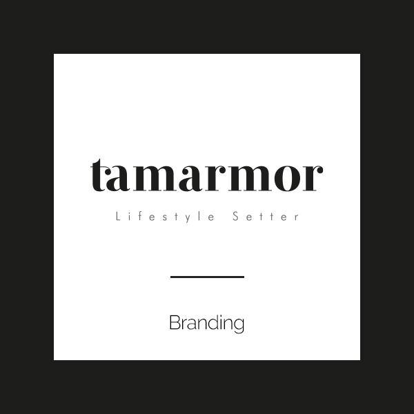 TAMATMOR | BRANDING